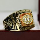 NFL 1987 Washington Redskins Super bowl XXII CHAMPIONSHIP RING Williams 8-14S copper