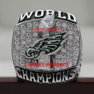 2018 PHILADELPHIA EAGLES SUPER BOWL LII Football world Championship Ring copper solid 10S