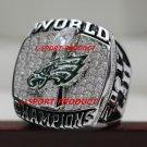 2018 PHILADELPHIA EAGLES SUPER BOWL LII Football world Championship Ring copper solid 14S