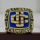 2004 University of Connecticut UCONN Huskies National Championship Ring 8-14S