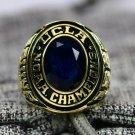 1967 UCLA BRUINS BASKETBALL NCAA National championship ring 8-14S ingraved inside
