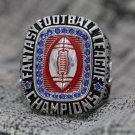 2017 FANTASY FOOTBALL FFL CHAMPIONSHIP RING 8-14S copper SILVER RED AND BLUE