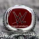 2018 WWE Hall of Fame Ring World Title Championship Wrestling Entertainment  8-14S Red color