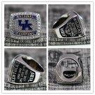 2012 UK Kentucky WildCats Basketball National Championship Ring 8-14S ingraved inside
