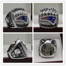 2019 New England Patriots super bowl championship ring 7-15S copper ring for Brady