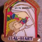 2000 Walmart Madonna and child Christmas Tree Ornament