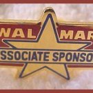 Associate Sponsor Walmart Lapel Pin