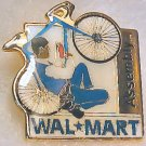 Assembly Walmart Square Lapel Pin