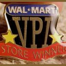 VPI Store Winner Walmart Lapel Pin