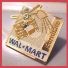 Furniture Square Walmart Lapel Pin