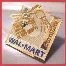 Furniture Square Walmart Lapel Pin