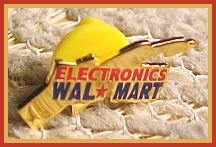 Electronics Bolt Walmart Lapel Pin