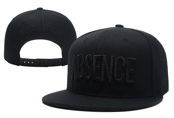 Parody skateboard sports ABSENCE Baseball Cap Snapback hat