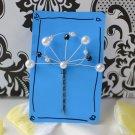 bridal pearl bobby pin