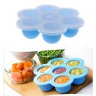 1Pc Silicone Pancake Mold Non Stick Egg Mold Cupcake Chocolate Maker With Lid