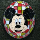 Disney Pin 2009 HKDL Mystery Tin Pin Mosaic Collection - Mickey