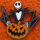 Disney HKDL Halloween 2008 - Jack Parade Cart Flat Pin