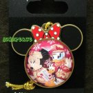 Disney Pin HKDL Christmas 2012 - Minnie Daisy & Pluto - LE 300