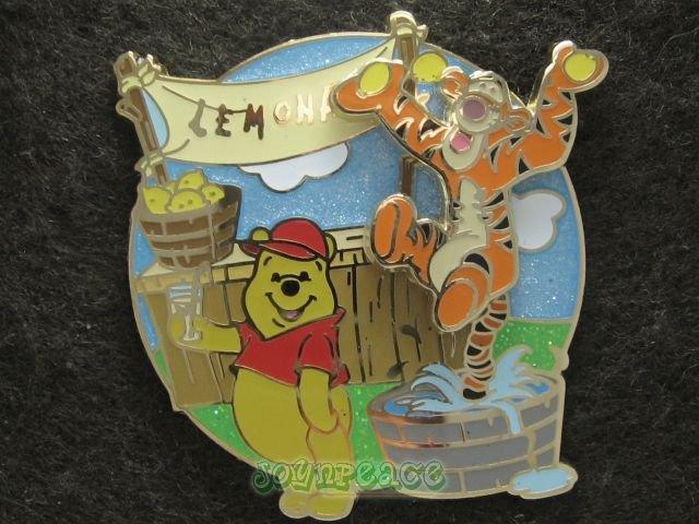 Disney HKDL Winnie the Pooh & Friends - Seasons V2 (Summer)