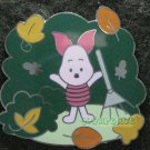 Disney Pin 2006 HKDL Tin Pin Series - Cute Piglet