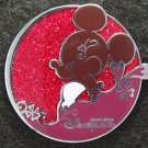 Disney Pin HKDL 2008 Minnie Mouse Silhouette