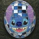 73727 Disney Pin 2009 HKDL Mystery Tin Pin Mosaic Collection - Stitch