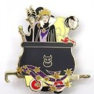 52376 Disney Pin 2008 HKDL Mystery Tin Character Train Collection - the VILLIANS