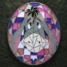 73723 Disney Pin 2009 HKDL Mystery Tin Pin Mosaic Collection - Eeyore