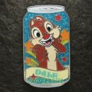 66509 Disney Pin 2009 HKDL Mystery Tin Pin Soda Can Collection - Dale