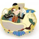 61084 Disney Pin 2008 HKDL Mystery Tin Pin Carousel Collection - Goofy