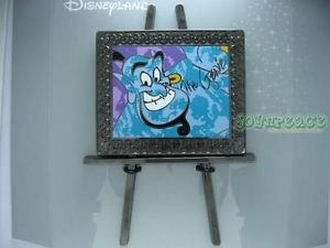 85103 Disney Pin 2011 HKDL Oil Painting Series - Genie (LE800)
