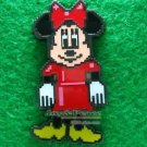 66912  Disney Pin 2007 HKDL - Pixelated Minnie Mouse