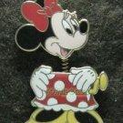 52901 Disney Pin HKDL 2008 Minnie-in-the-Box (Spring Head)