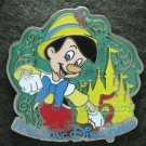 82282 Disney Pin 2011 HKDL 5th Anniversary Mystery Collection - Pinocchio