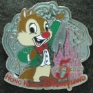82281 Disney Pin 2011 HKDL 5th Anniversary Mystery Collection - Dale
