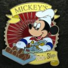 55415 Disney Pin 2009 HKDL - Mickey's Bake Shop