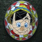 73732 Disney Pin 2009 HKDL Mystery Tin Pin Mosaic Collection - Pinocchio