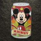 66502 Disney Pin 2009 HKDL Mystery Tin Pin Soda Can Collection - Mickey