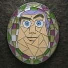 73728 Disney Pin 2009 HKDL Mystery Tin Pin Mosaic Collection - Buzz Lightyear