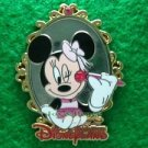 Disney Pin 2008 HKDL - Minnie Mouse in Mirror