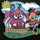 87323 Disney Pin 2009 HKDL - Minnie's Toontown House