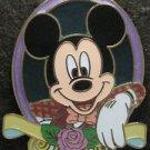 95250 Disney Pin 2009 HKDL - Old Hong Kong - Mickey in Chinese Clothes