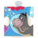 81830 Disney Pin 2010 HKDL Mystery Tin Puzzle Collection - Eeyore