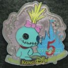 82279 Disney Pin 2011 HKDL 5th Anniversary Mystery Collection - Scrump RARE