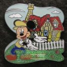 95238 Disney Pin 2009 HKDL - Mickey's Toontown House