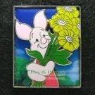 29916 Disney Pin 2005 HKDL - Springtime 3D Series - Piglet