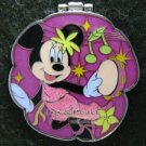 Disney Pin 2009 HKDL Minnie's Music Instrument Series - Tambourine (Flip Photo)