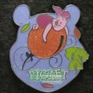 74751 Disney Pin 2009 HKDL - Floating Balloon - Piglet with a balloon