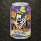 66505 Disney Pin 2009 HKDL Mystery Tin Pin Soda Can Collection - Goofy
