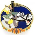 61142 Disney Pin 2008 HKDL Mystery Tin Pin Carousel Collection - Donald
